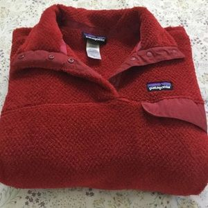 Patagonia Re Tool Red color size Medium
